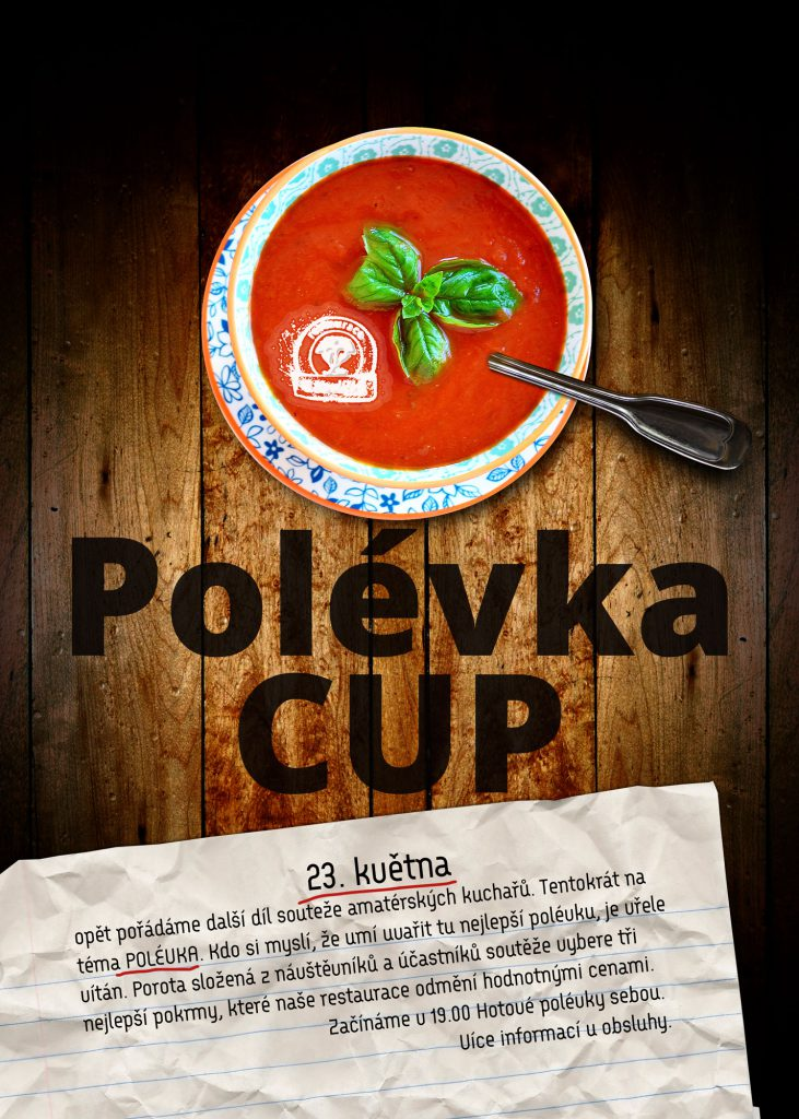 Plakát PolivkaCup
