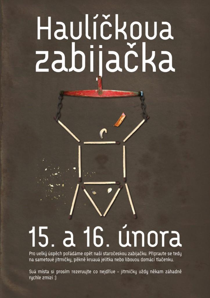 Plakát zabijacka
